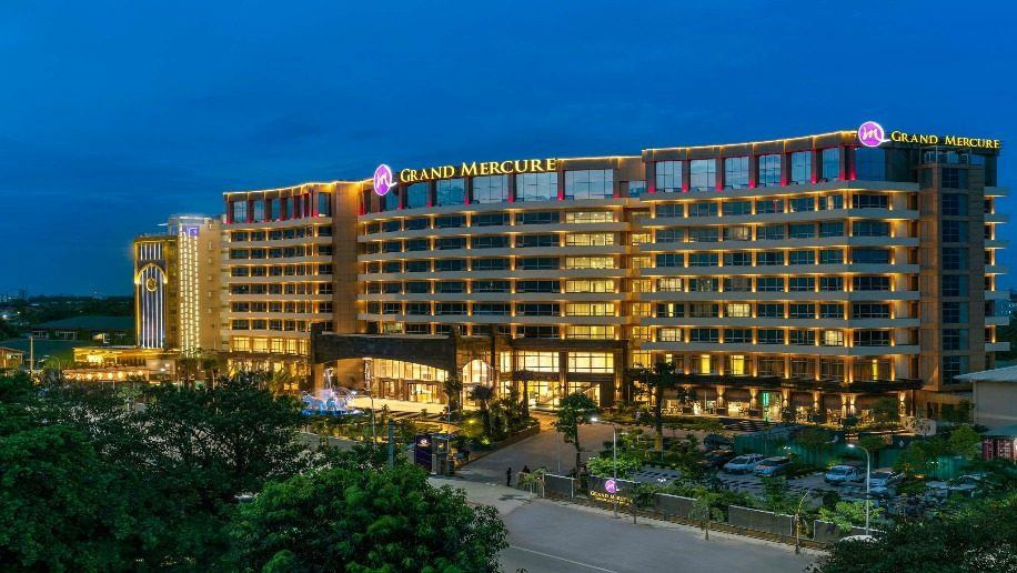 Grand Mercure Yangon Golden Empire