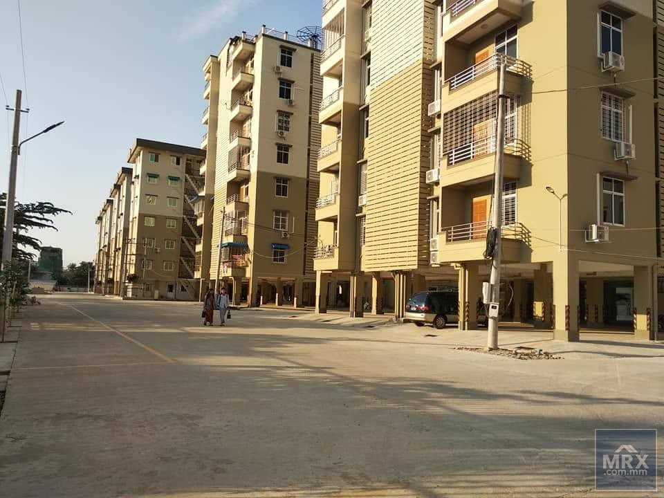 Hanthawaddy Housing